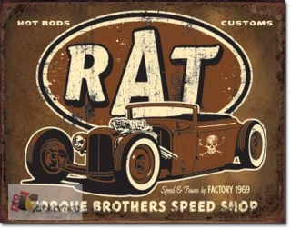 Cedule Torque - Rat Rod