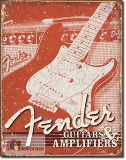 Cedule Fender Weathered