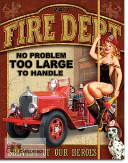 Cedule Fire Dept - No Problem