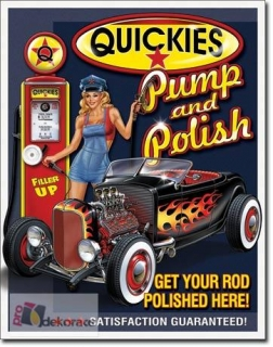 Cedule Quickies Pump Polish