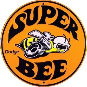 cedule Dodge Super Bee (prolis )