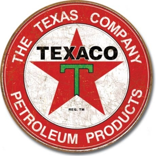 cedule Texaco - The Texas Company