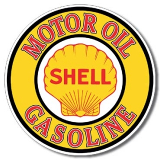Shell Gas & Oil Round