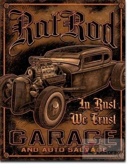 Cedule Rat Rod Garage